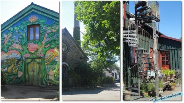 Christiania - casas
