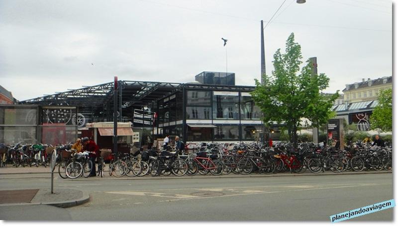 Mercado Gastronomico de Torvehallerne - fachada