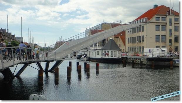 Canal em Christianhavn