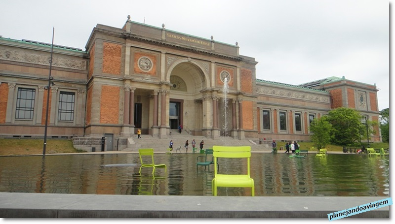 Galeria Nacional da Dinamarca