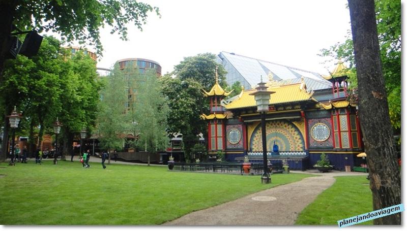 Tivoli Gardens - Teatro Peacock