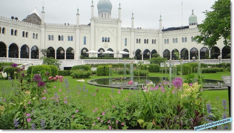 Tivoli Gardens -Restaurantes Nimb