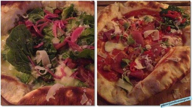 Pizzas na Neighbourhood Organic Pizza