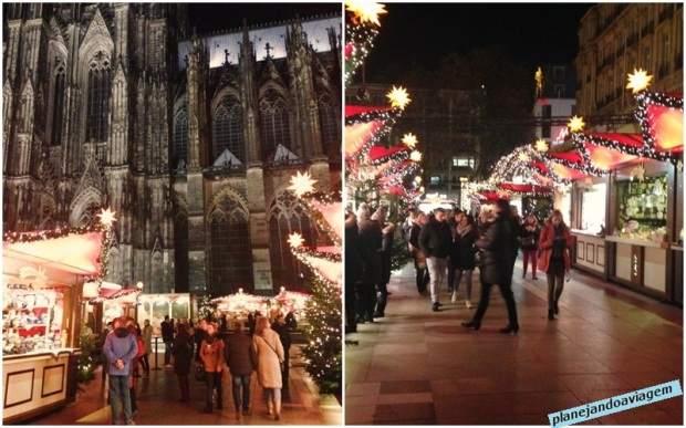 Mercado de Natal da Catedral - em Colônial