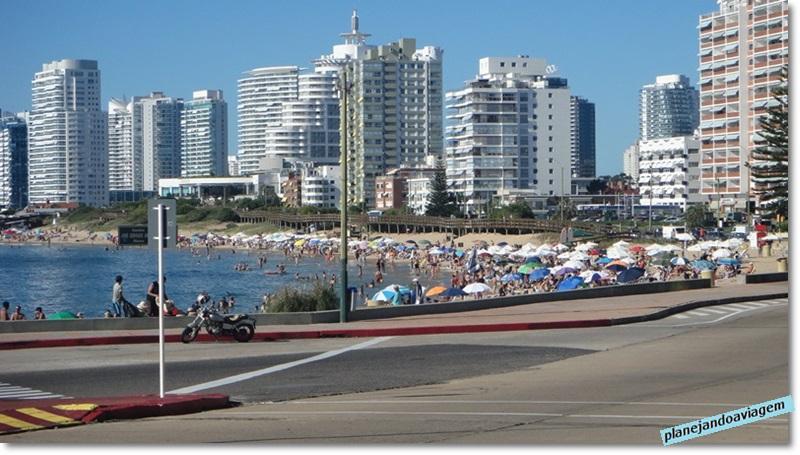 Praia Mansa (centro)