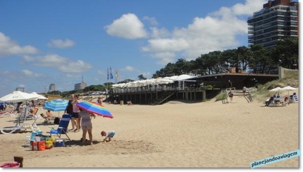 Praia Mansa (parada 7)