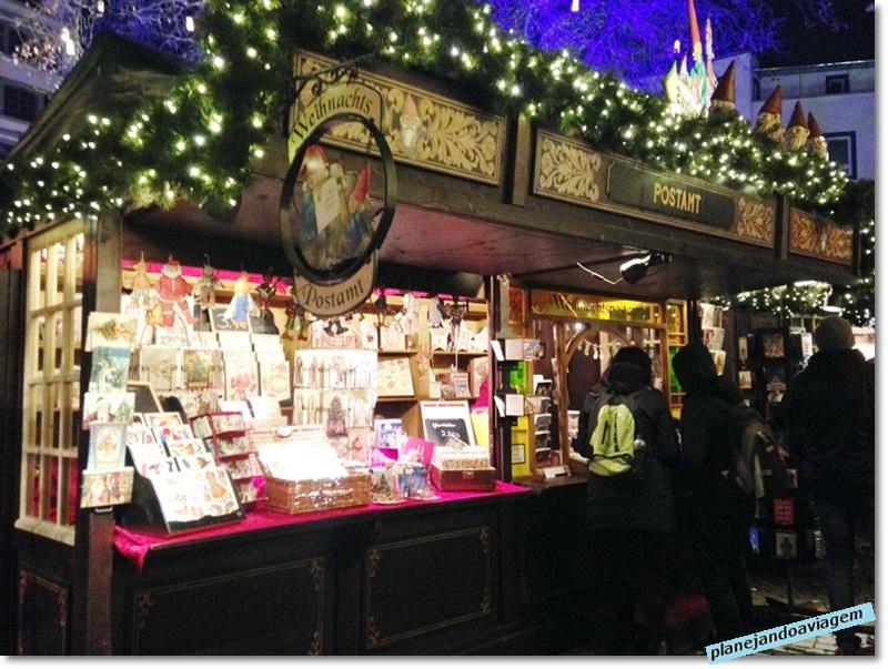 Mercado de Natal do Centro Histórico - bancas-historicas