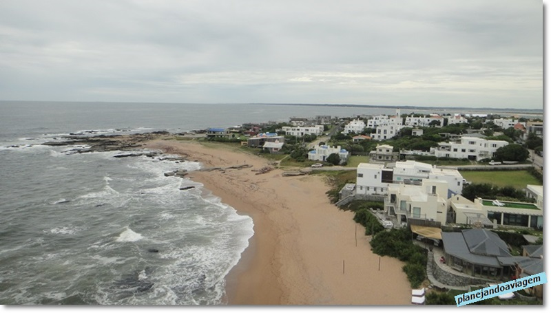 Jose Ignacio (vista do farol)