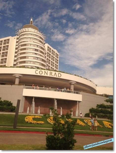 Conrad - Cassino e Resort em Punta del Este