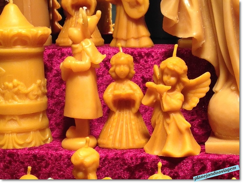 Mercado de Natal do Centro Histórico - artesanato