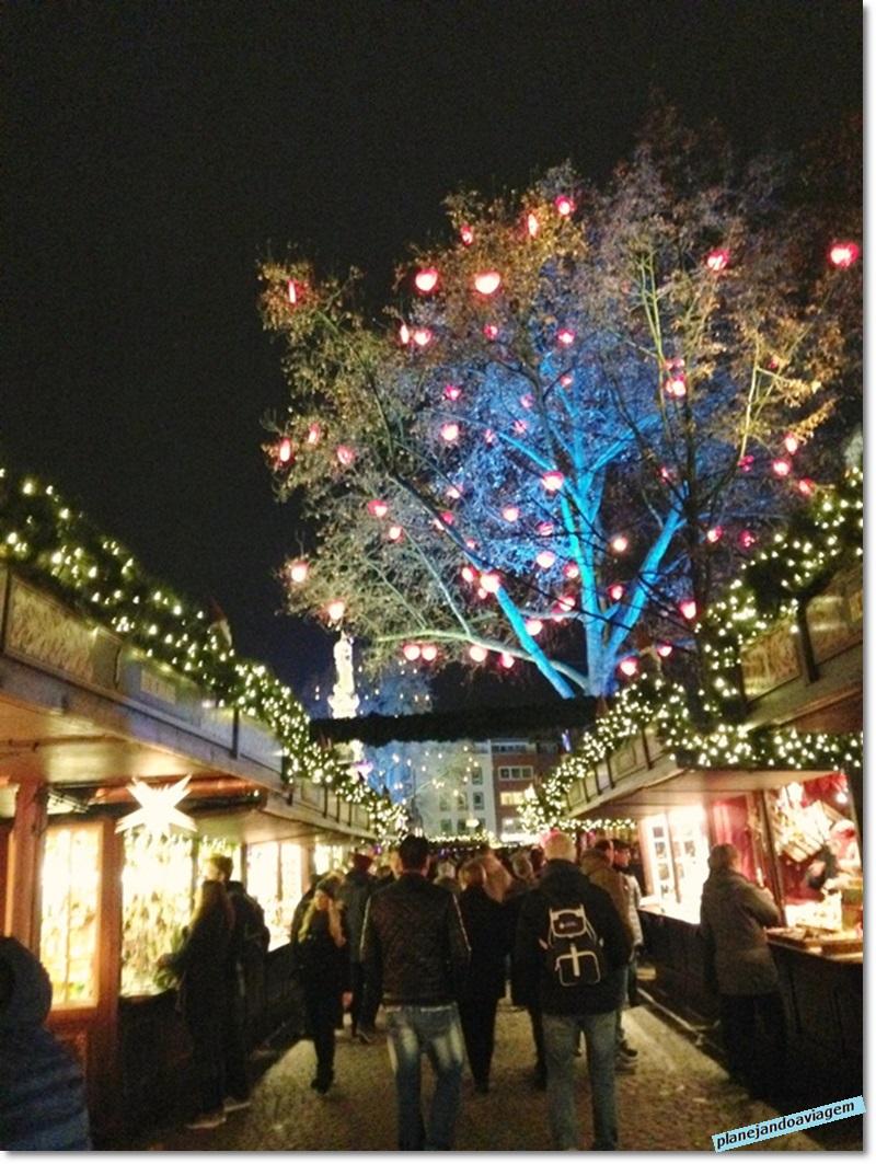 Mercado de Natal do Centro Histórico