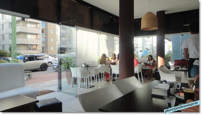 Cafe La Corunesa em Punta del Este