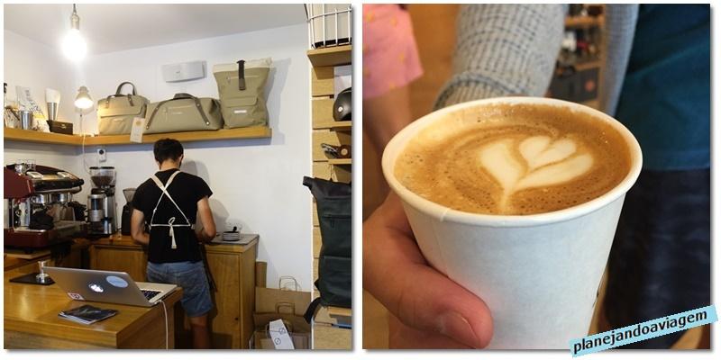 Cafe Gron em Punta del Este