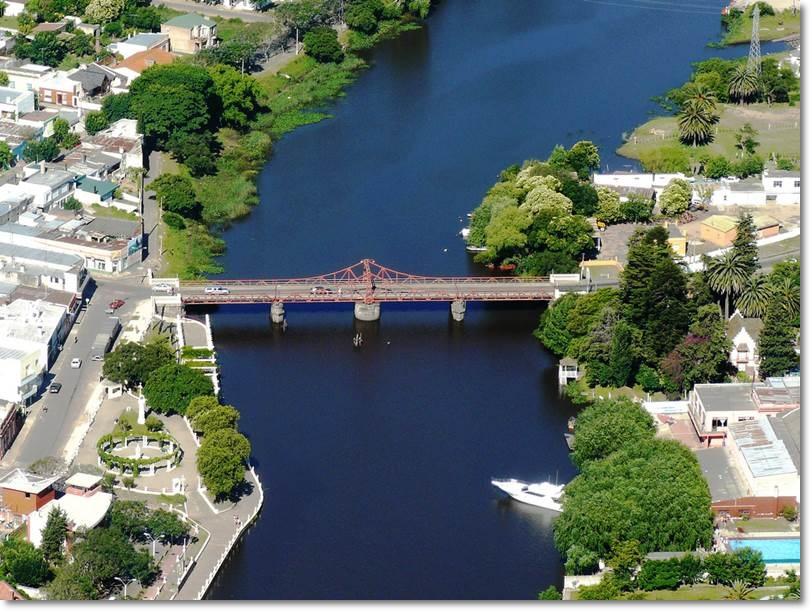 Ponte Giratorio em Carnelo