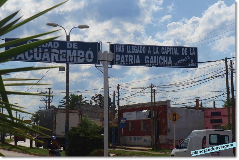 Entrada Tacuarembo