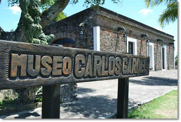 Museu Carlos Gardel em Tacuarembo