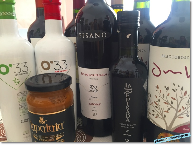 Produtos típicos uruguaios
