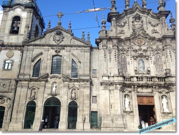 Igreja do Carmo e Igreja Geminada