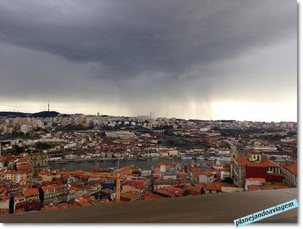 Vista da Torre dos Clerigos