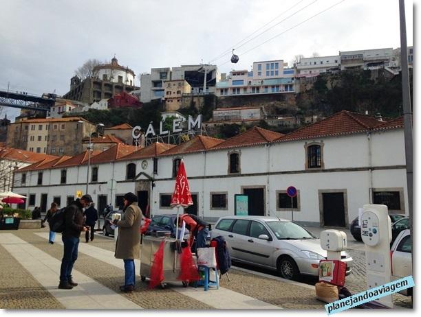 Vinícolas de Vinho do Porto em Vila Nova Gaia