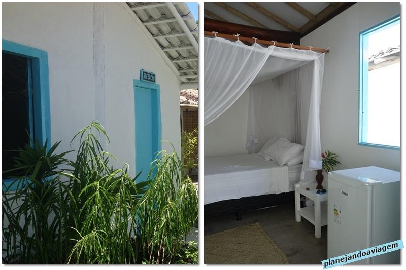 Pousada Villa Bahia em Trancoso - quarto