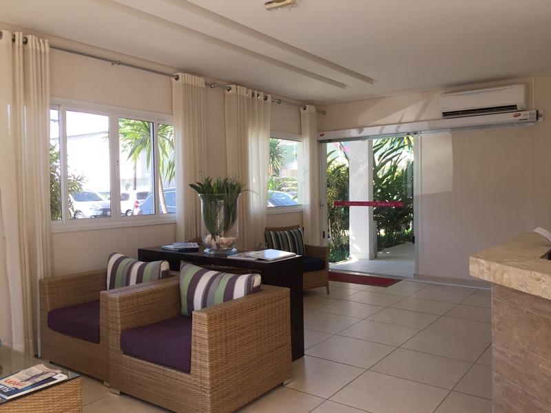 Amora Hotel - recepcao