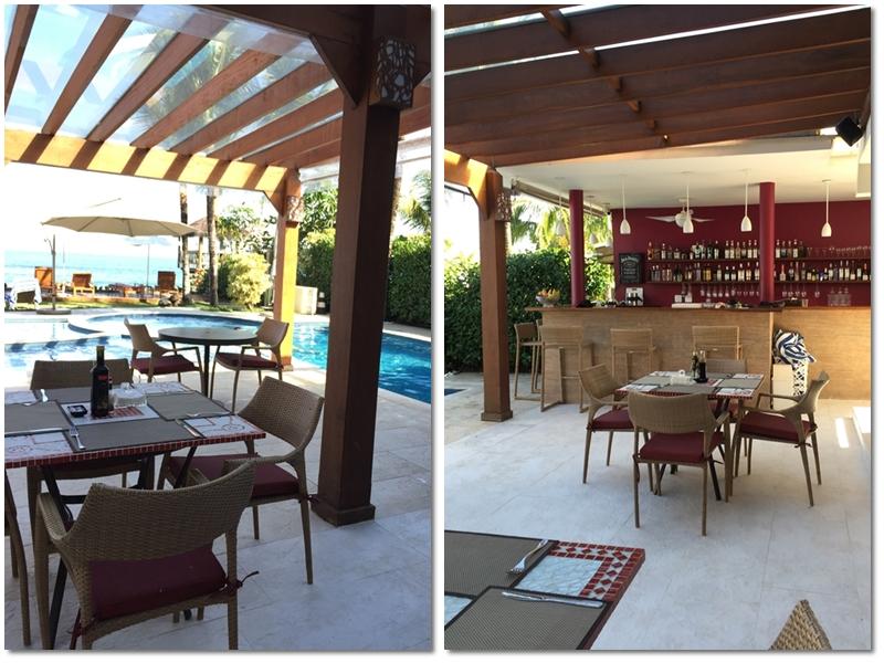 Amora Hotel - restaurante e piscina
