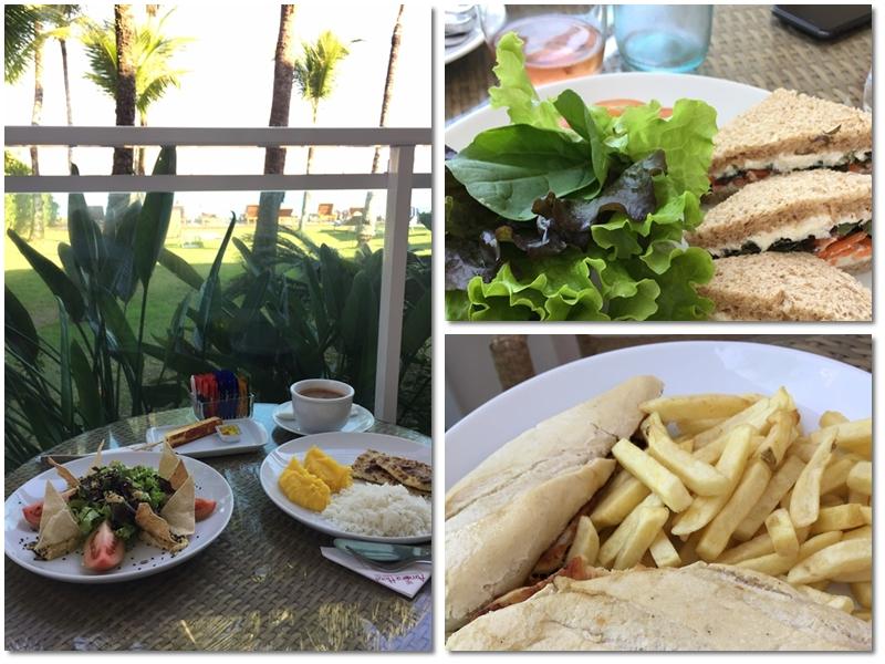 Amora Hotel - pratos restaurante