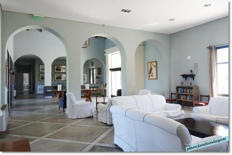 Durazno - Hotel Santa Cristina - interior