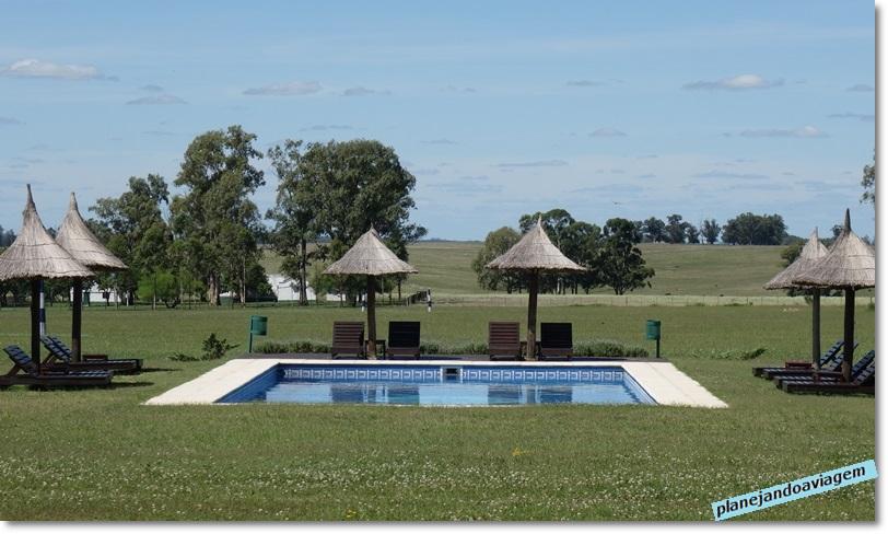 Durazno - Hotel Santa Cristina - piscina