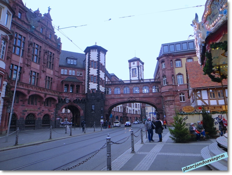 Frankfurt am Main - centro historico