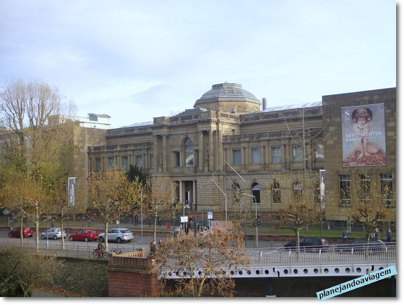 Frankfurt - museu