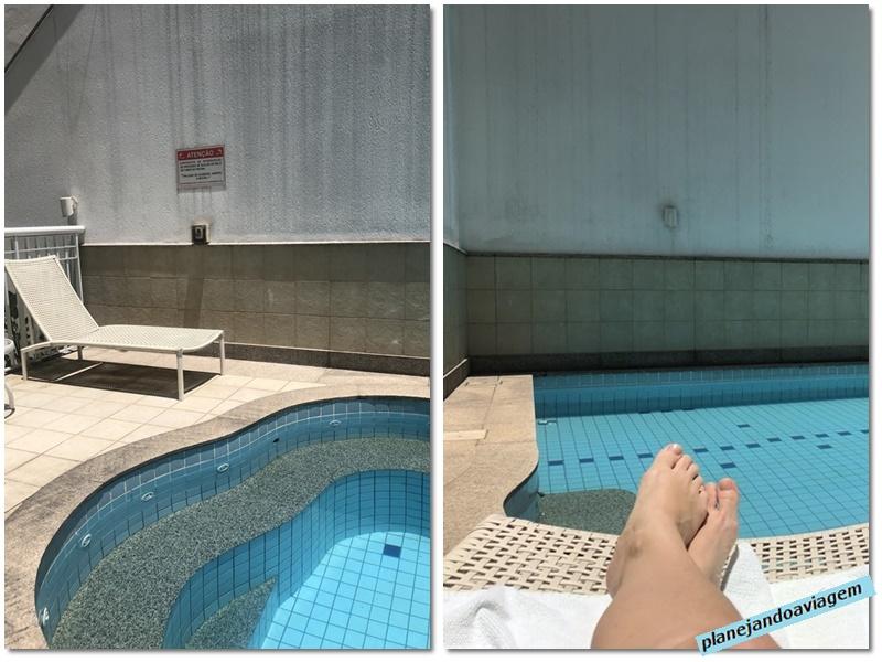 Promenade Palladium - piscina