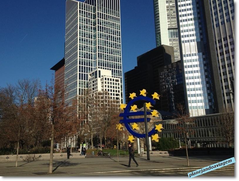 Frankfurt - Sede do BCE