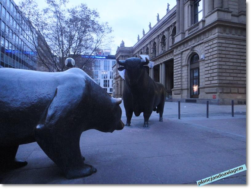 Frankfurt - Sede Bolsa de Valores