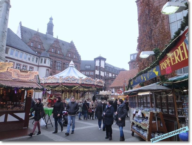 Frankfurt - Mercado Natalino