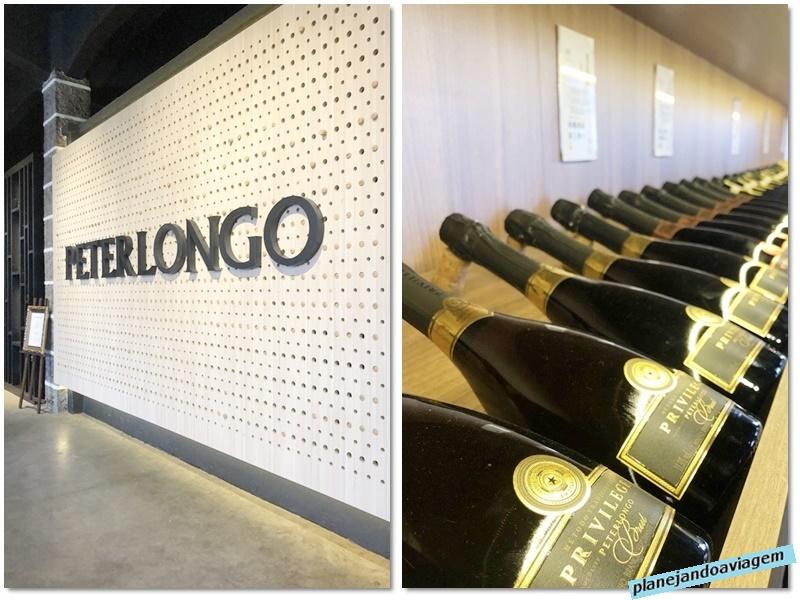 Vinicola Perterlongo - interior da loja
