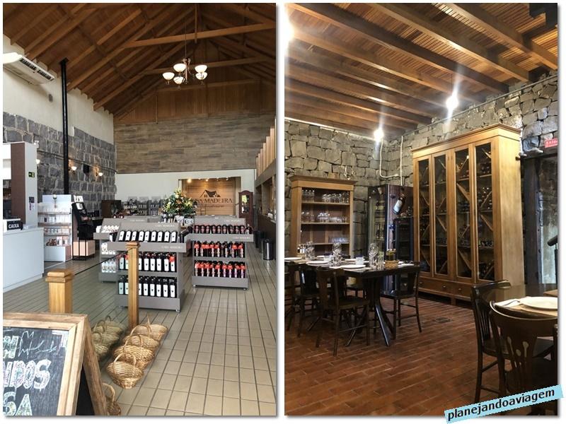 Casa Madeira - loja e restaurante
