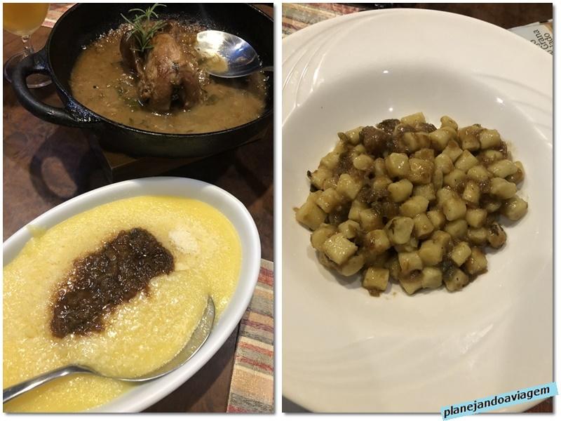 Casa Madeira - pratos