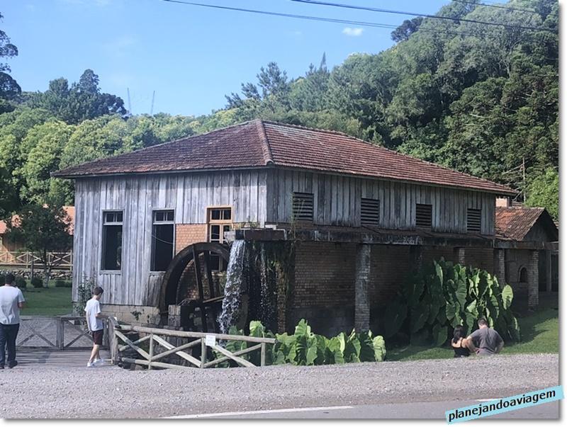 Casa da Erva Mate - antigo moinho