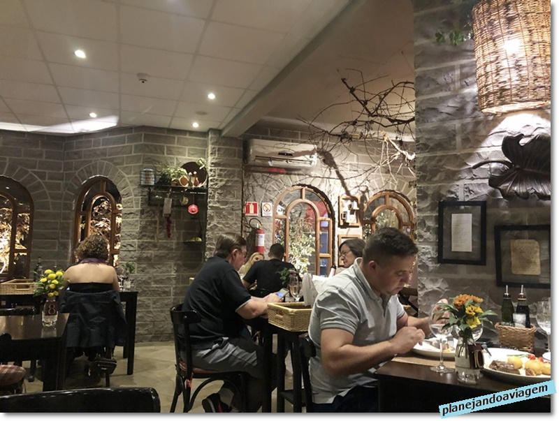 Restaurante Santa Carolina