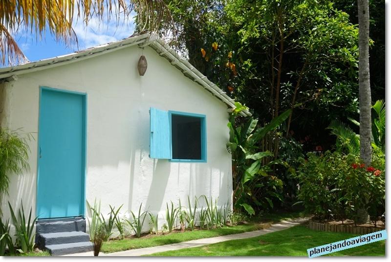 Trancoso - Villa Bahia - acomodacoes