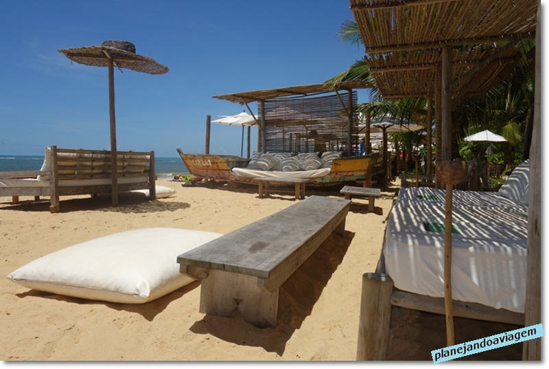 Trancoso - Uxua Beach Club