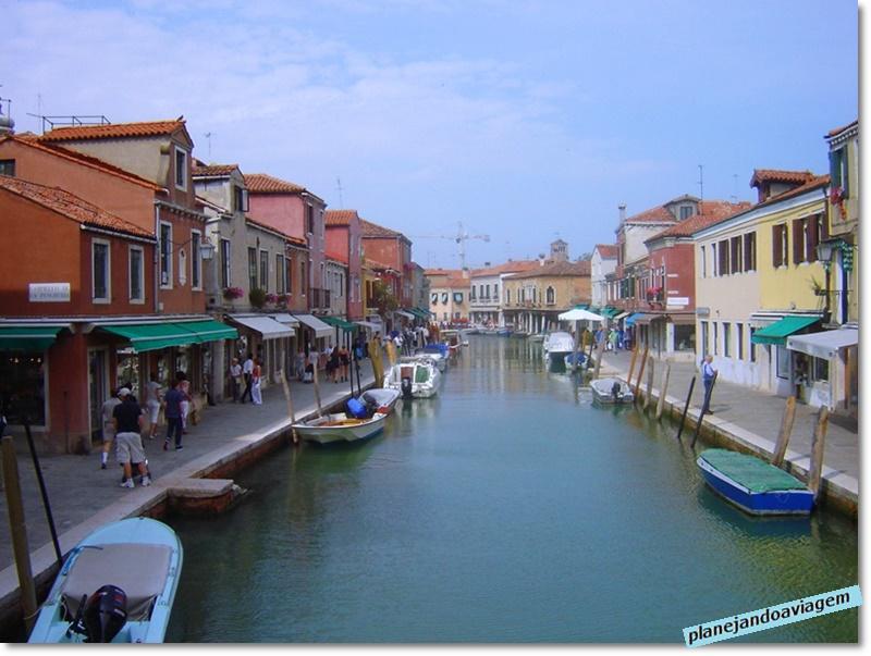 Veneza - Murano - Campitello della Pescheria