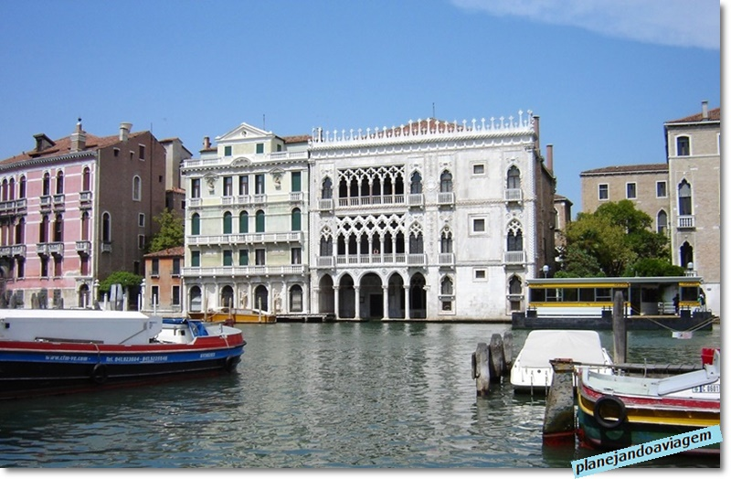 Veneza - arquitetura