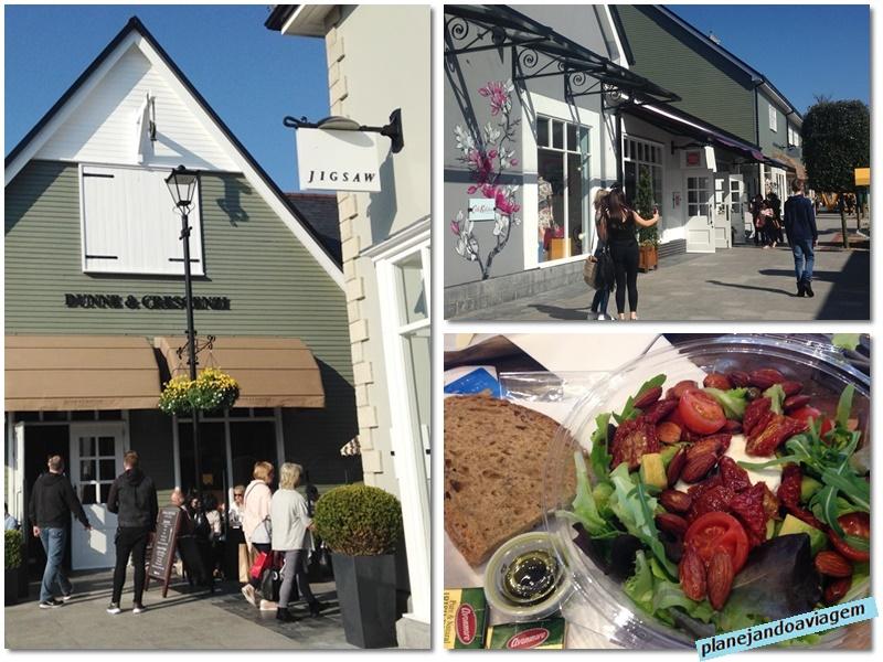 Kildare Village - Dunne e Crescenzi e lojas