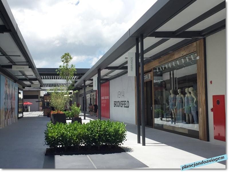 Fashion Outlet Santa Catarina - lojas