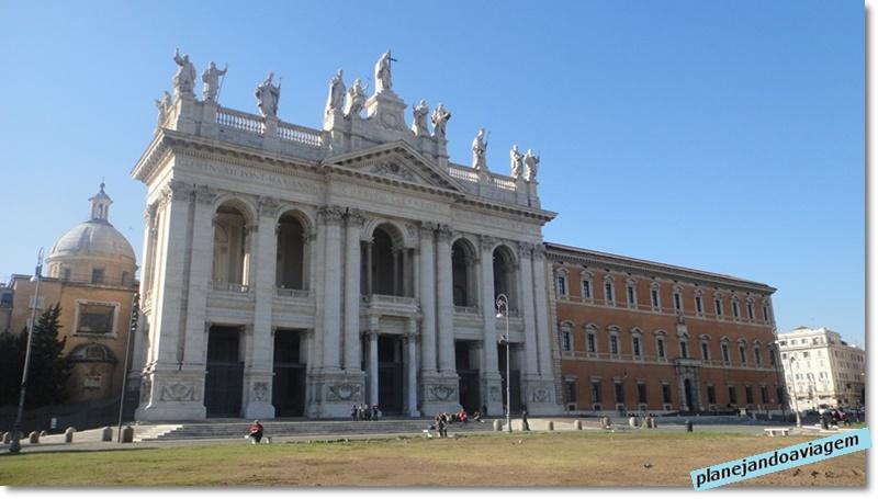 Roma - Piazza San Giovanni in Laterano