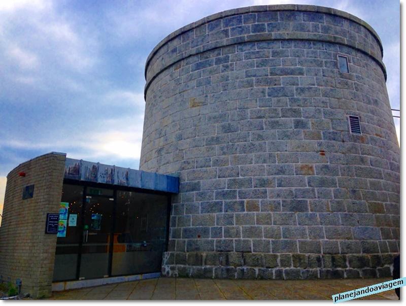 Dun Laoghaire - Torre e Museu James Joyce