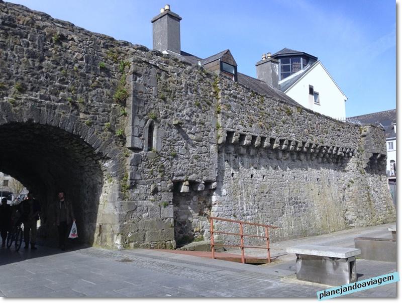 Spanish Arc em Galway